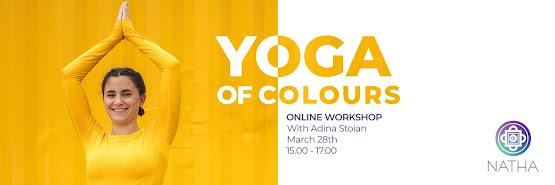 Yoga of Colours Workshop - Online