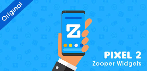 Pxl2 Zooper Widgets - Apps on Google Play