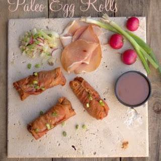 Paleo Egg Rolls
