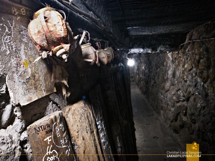 Jiufen Taiwan Tunnel