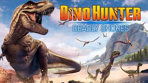 DINO HUNTER: DEADLY SHORES u0635u0648u0631 1