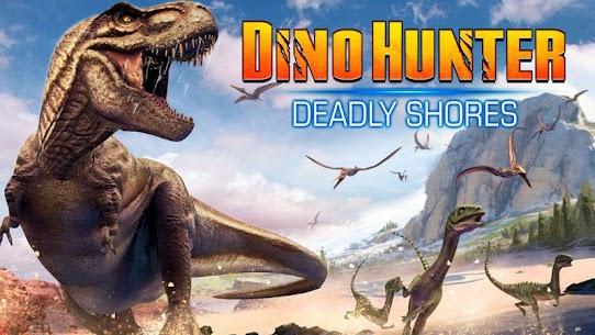 DINO HUNTER: DEADLY SHORES MOD Apk (Unlimited Money) 1