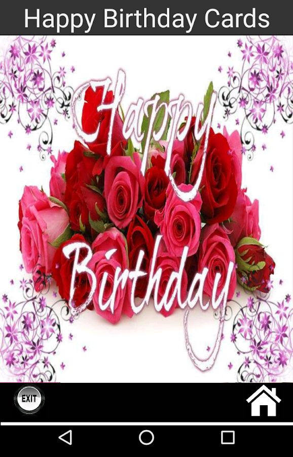 Happy Birthday Cards Quotes Android Apps on Google Play – Happy Birthday Greeting Photo