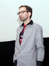 Photo: Kameraman a režisér Tomáš Kubák