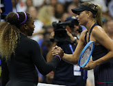 Serena Williams maakt korte metten met Maria Sharapova