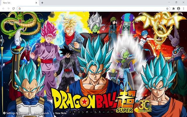 Dragon Ball Super Wallpaper