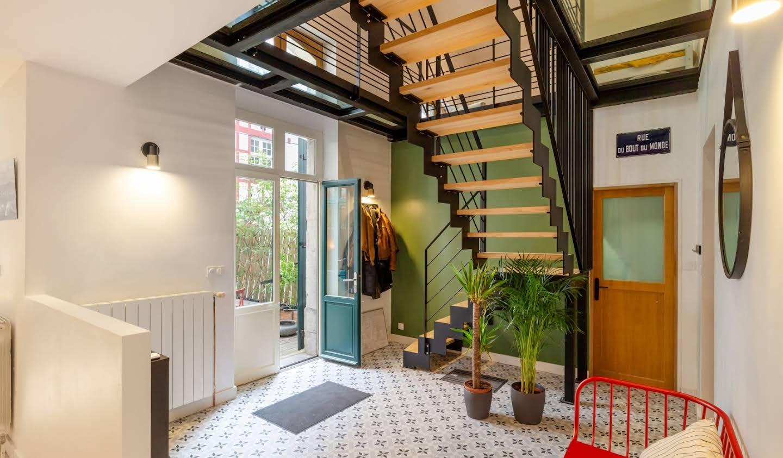 Loft avec terrasse Bayonne