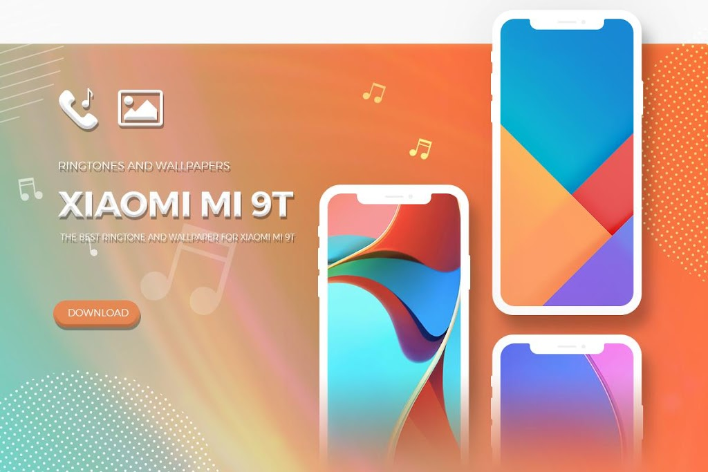 Download Ringtones Wallpapers For Xiaomi Mi 9t Apk Latest