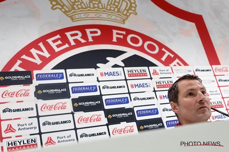 """Brian Priske veut imposer sa griffe à l'Antwerp : """"Un jeu avec force, intensité et passion !"""""""
