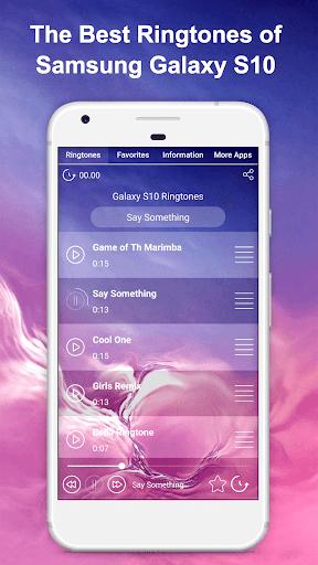 PC u7528 New Galaxy S10 Plus Ringtones 2019   Free 1