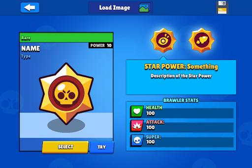 Card Maker for Brawl Stars filehippodl screenshot 3