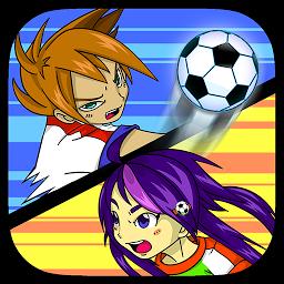Yuki And Rina Football レース スポーツゲーム Androidゲームズ