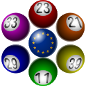 Lotto Number Generator for Europe icon