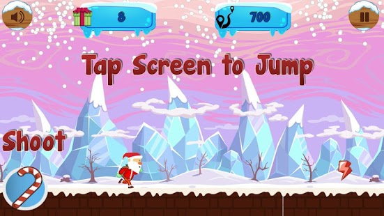 Kids Super Santa Claus Christmas Game - náhled