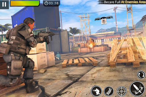 Army Commando Grand Adventure 2019 2.0.01 screenshots 1