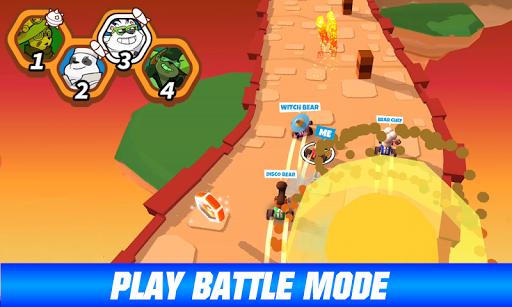 Bearly a Race - Bomber Arcade Racing 3.2.1 screenshots 1