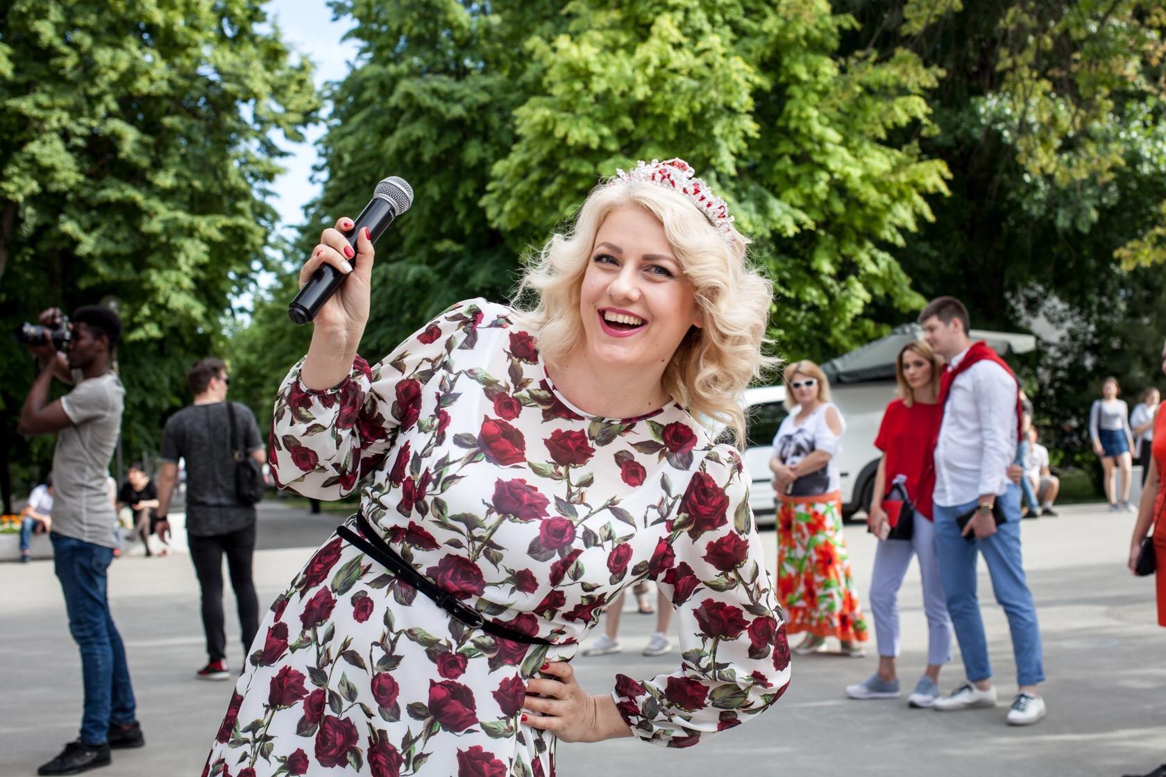 Елена Лока в Ростове-на-Дону