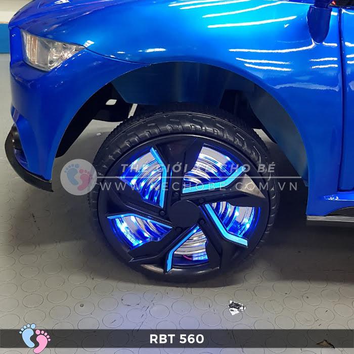 xe ô tô điện đồ chơi cho bé RBT-560P 11