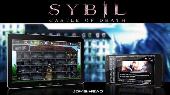 Sybil: Castle of Death- screenshot thumbnail