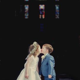 Kids by Konrad Świtlicki-Paprocki - Wedding Ceremony