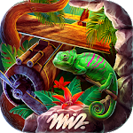 Hidden Objects Jungle Mystery Icon