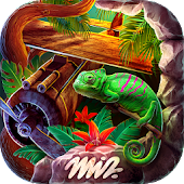 Hidden Objects Jungle Mystery
