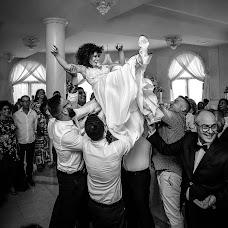Vestuvių fotografas Alessandro Spagnolo (fotospagnolonovo). Nuotrauka 18.02.2019
