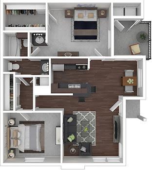 Go to B1 Floorplan page.