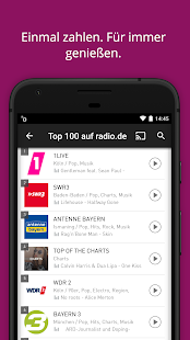 radio.de PRIME Screenshot