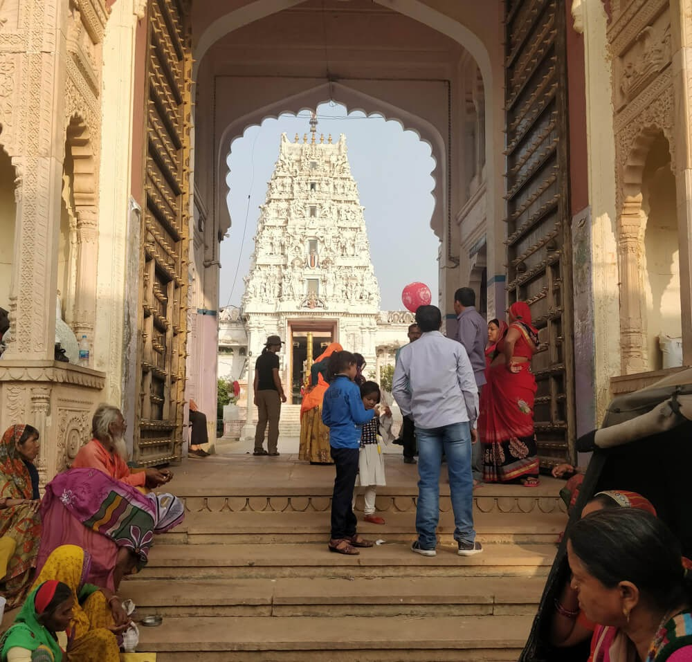 temple+pushkar+india