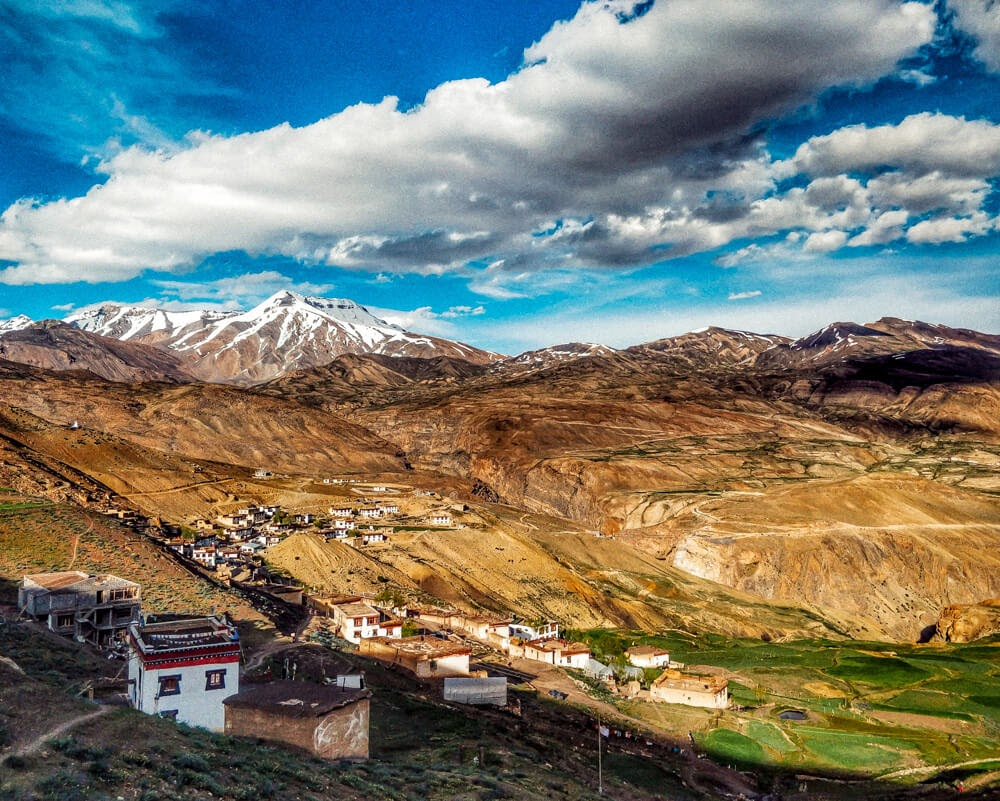 Spiti – Not Just Another Travel Destination/not your usual travel destination