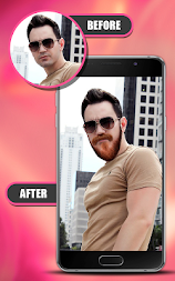 Smart Hair Style-Photo Editor APK screenshot thumbnail 1