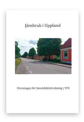 Järnbruk i Uppland