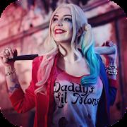 Harley Quinn Wallpaper Hd 4k Background 2019 Apps On