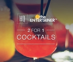 Half Price Cocktails at HQ with The Entertainer : HQ