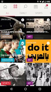 Sharjah Events screenshot