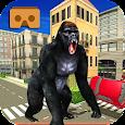 VR Gorilla Rampage 3D Icon