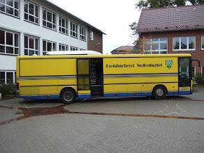 Photo: Bücherbus Kreisbücherei Wolfenbüttel