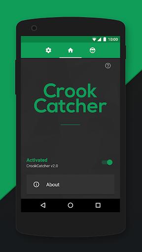 CrookCatcher - Anti Theft  screenshots 5
