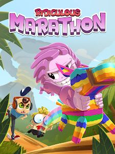 Ridiculous Marathon v1 (Mod Money)