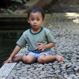 by MasHeru Sucahyono - Babies & Children Child Portraits