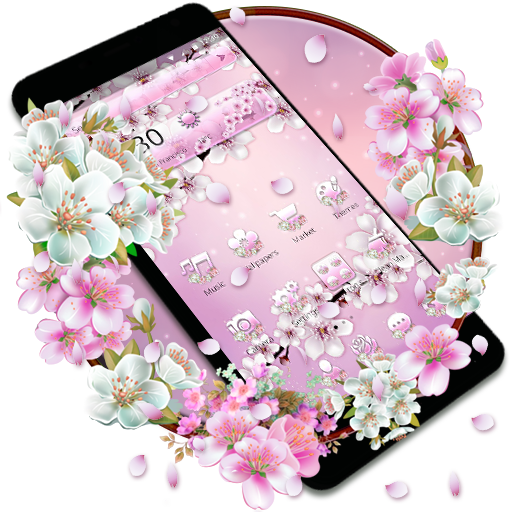 Romantic Sakura Theme