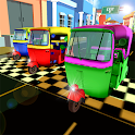 Off Road Crazy Scoot Auto Tuk Tuk Trafic Rider icon