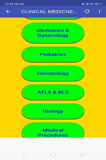 Clinical Medicine & Surgery screenshot 5