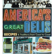 """""""America's Great Delis"""" softcover book by Sheryll Bellman"""