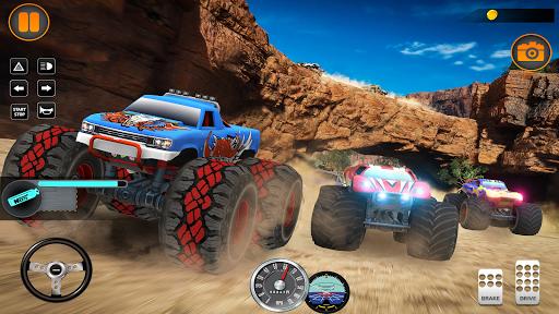 Monster Truck Off Road Racing 2020: Offroad Games 3.1 screenshots 2