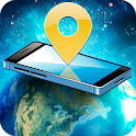 Mobile Locator Number icon