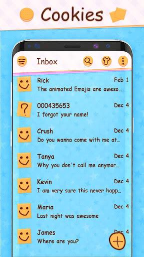 New Messenger Version 2019 1.0.42 screenshots 1
