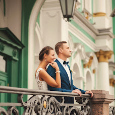 Wedding photographer Nataliya Amineva (AMINEVA). Photo of 24.01.2017