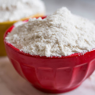 Whole Wheat Gluten-Free Flour Substitute
